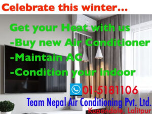 Buy Repair AC in Nepal