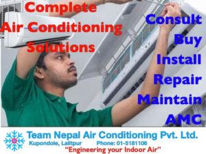 AC repair in Nepal